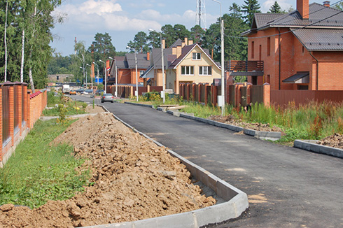 Мошенничество с дорогами в коттеджных поселках